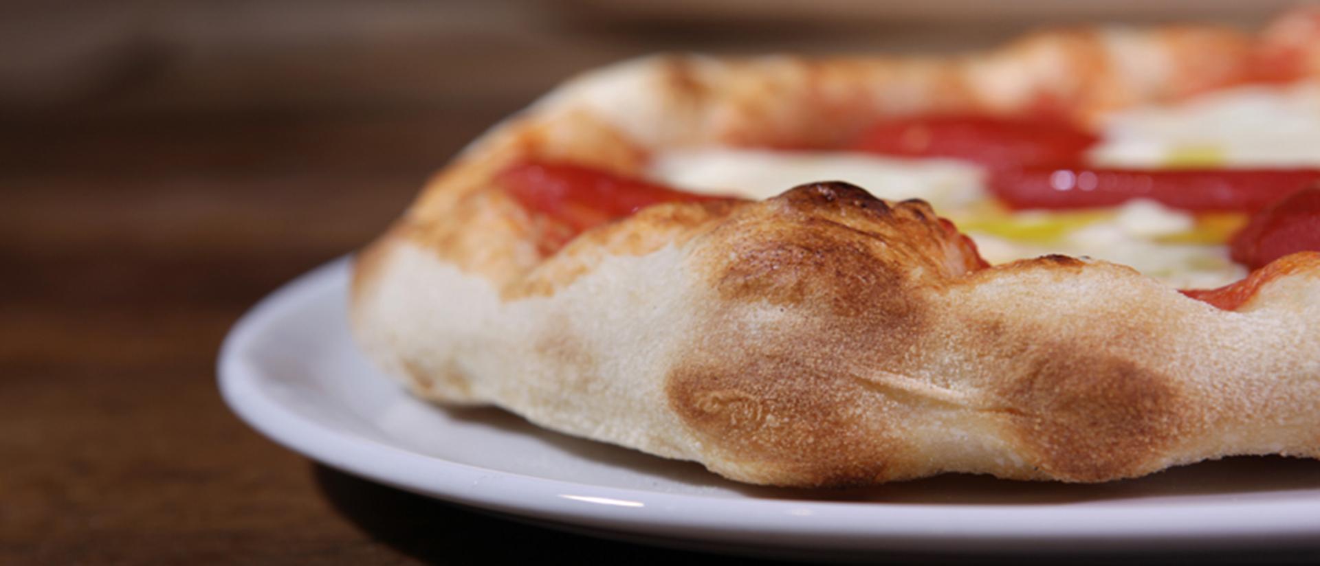 PER LA VERA PIZZA ITALIANA